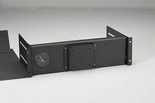 (Black Box Fixed Flat-Panel Monitor Mount for Racks (RM982F))