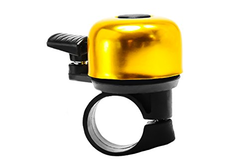 Bicycle Bell Rust Proof Ring Horn Accessories for Mountai...