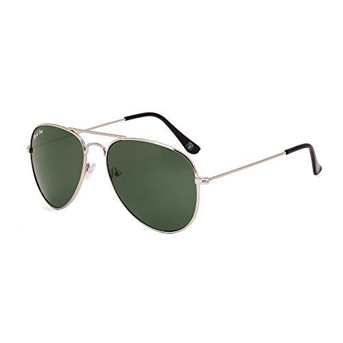 ROYAL SON Unisex Adult Aviator Sunglasses