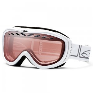 Smith Transit Airflow Goggle (Ignitor Mirror, Gloss White), Outdoor Stuffs