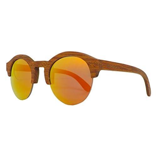 Madera Okulars® Sol Redondo Descuento 60De Vintage Gafas v0mnwN8O