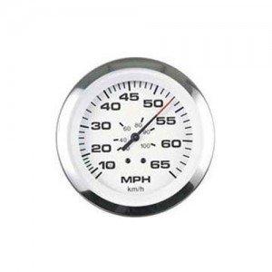 Sierra International 59713P Lido 65 MPH Fog Resistant Speedometer by Sierra International