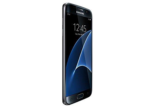 Samsung Galaxy S7 SM-G930A AT&T Unlocked Smartphone, (Black Onyx)