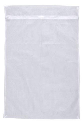 WENKO 3751900100 Wäschenetz 5 kg - 5 kg, kochfest, Kunststoff - Polyester, Weiß