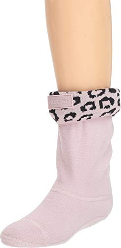Hunter Kids Baby Girl's Snow Leopard Cuff Boot