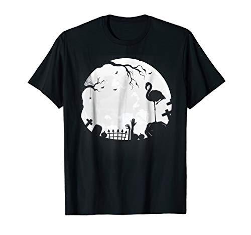 Flamingoween Funny Flamingo T-Shirt Halloween Costume Idea -