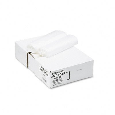 WBIGNT4048 - Good 'n Tuff High Density Waste Can Liners