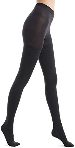 Fytto 1026/2026 Women's Compression Pantyhose, 15-20mmHg Support Hosiery, Flight Stockings – Improved Circulation & Comfort for Professionals & Travelers, Anti-Swelling Relief