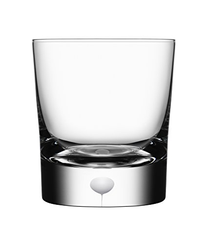 Orrefors Intermezzo Satin - Orrefors Intermezzo Satin 8.3 Ounce Old Fashioned/Whiskey Glass