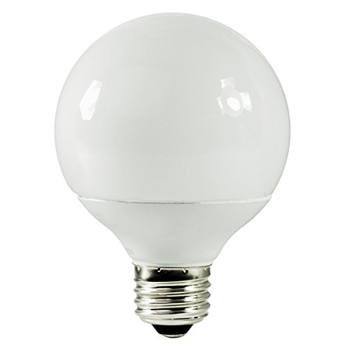 TCP 14W G25 CFL Globe Lamp - 2G2514 (Case of 36) ()