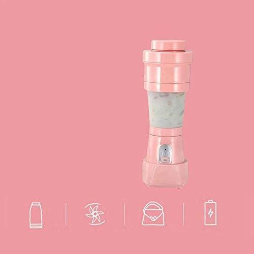 Mryishao Exprimidor de cocina Folding Jugo Mezclador portátil USB Juicer Taza mezclando mezcla de mezclas Bebé Comida Mezclador de frutas Herramienta de cocina