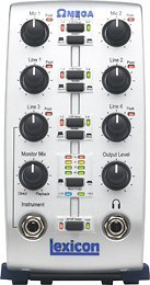 Amazon.com: Lexicon – Omega USB Audio/Midi Estudio de ...
