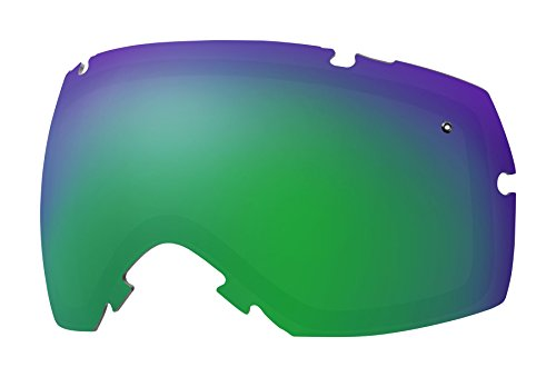 Smith I/OX Vaporator Replacement Lens - Green SOL-X Mirror (IL7NX)