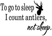 Wall Decals Nursery Hunting Deer Baby Humor Decor Quotes Removable Letters  Wall Quote Removable Letters