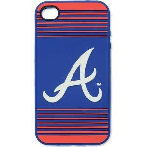 Atlanta Braves Team Logo Silicone Ai4 Cover