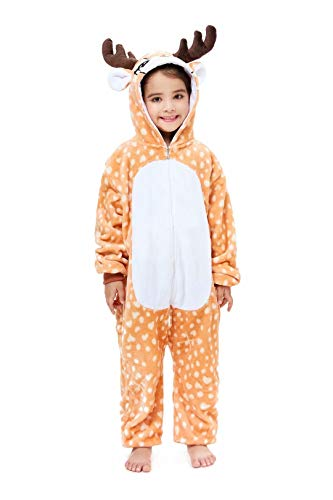 Kids Animal Onesie Unicorn Pajamas Christmas Halloween