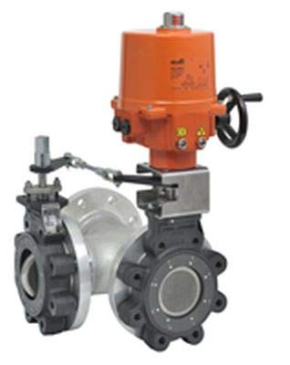 Belimo Aircontrols Butterfly Valve Usa Inc