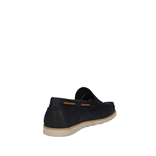 Man Loafer 15400 Blue Flat Callaghan OvtqwxRSUw