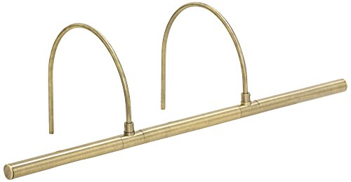 Advent Profile 25'' Wide Antique Brass LED Picture Light by House of Troy