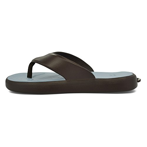 Skiff Flops Soft Light Skiff Soft Flip Unisex Flip Chocolate Science Light Flops Unisex Chocolate Science Blue XwwY4A