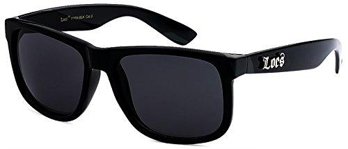 Locs 8LOC91054-BLK Polish Black Men'S - Polish Sunglasses