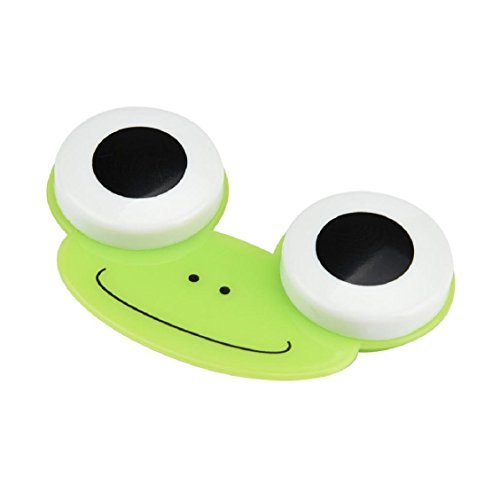Naladoo Cute Animal Contact Lens Box Portable Box Girl Beauty Circle Care Box