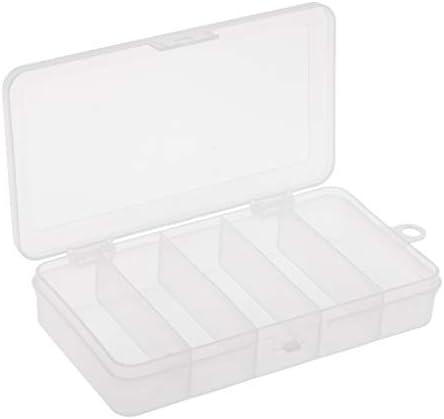 Perfeclan リバーシブル タックルケース ルアーボックス 釣具 ベイトフック 収納 ボックス 約15×9×3cm