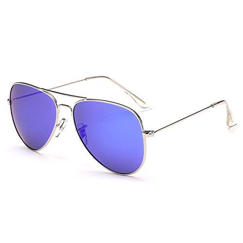Conducción La Dama Moda Gafas Polarizado Unisex Espejo Darkblue De Playa Diseñador Yindarkgreen Turismo De Sol RinV Gafas zxOwdqYz