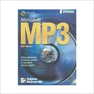Descargar audiolibros en inglés gratis Manual de MP3 CHM