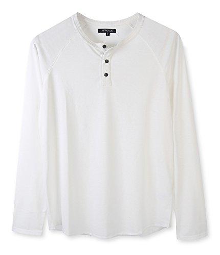 White Classic Raglan T-shirt - 7