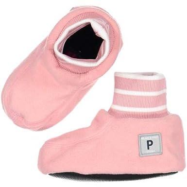 PYRET CLASSIC STRIPE ECO FLEECE OUTDOOR BOOTIES BABY POLARN O