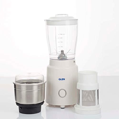 Glen Mini Blender Plus Grinder 4045BG White