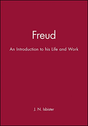 Freud: An Introduction to His Life and Work (Introduction To Sigmund Freud Theory On Dreams)