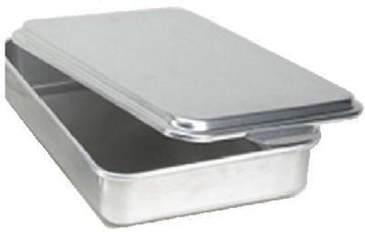 """Mirro Cake Pan Dw Safe, Rectangular 9"""" Aluminum"""