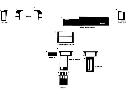 92 camaro center console - 6