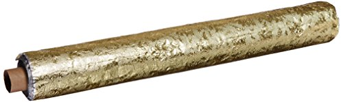 (Oasis Supply Embossed Florist Foil, Gold)