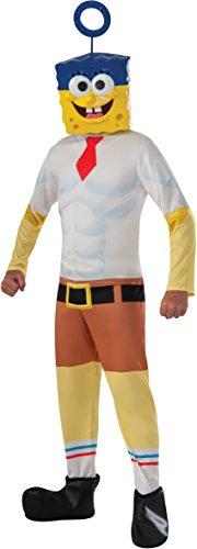 Rubie's Costume SpongeBob Movie Child Costume, Large]()