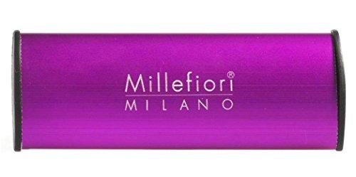 Millefiori Milano Viola Car Air Freshener, Monoi