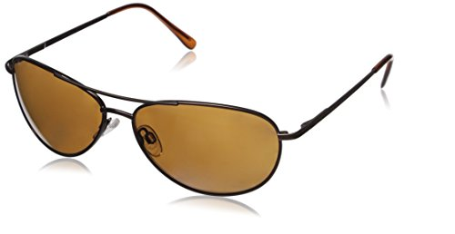 (Suncloud Patrol Sunglass (Brown Polar Lens, Brown))