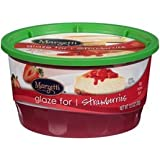 Marzetti Fruit Glaze, Strawberries, 13.5oz (qty. 4)