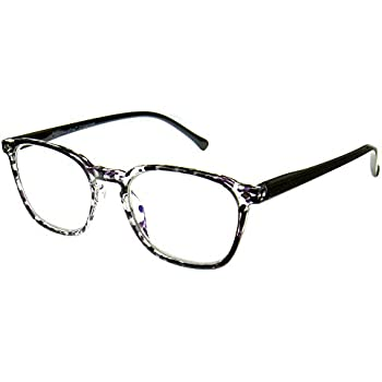 d44f217c8fd Aloha Eyewear Tek Spex 8002 Unisex Dual-Focus Progressive No-Line Reading  Glasses (Demi Black Top  +0.00   Bottom  +1.00)
