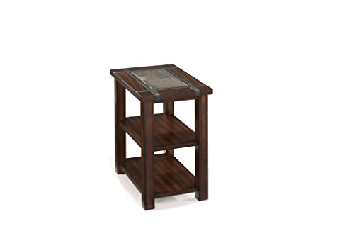 Magnussen T2615 Roanoke Rectangular Chairside End Table