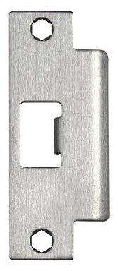 (Tell Manufacturing CL100218 ASA Strike Plate, 1-1/4
