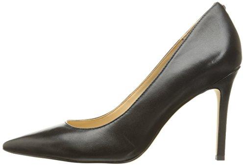 Leather black Negro Edelman Mujer Zapatos De Hazel Para Tacón Sam x7qw6FBz8
