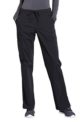 Cherokee Professionals by Workwear Women's Drawstring Scrub Pant Large Petite ()