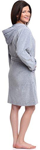Wanmar para Mujer Velour Bata Camelia Mezcla