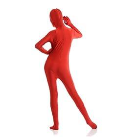 - 31or ba 2BTaL - Unisex Adult Spandex Onesie 2nd Skin Zentai Suit Superhero Costume Halloween Cosplay