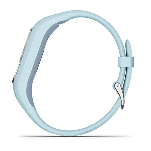 Garmin Vivosmart 4 Azure Blue with Silver Hardware (S/M) (010-01995-14) with Deco Gear 7-Piece Fitness Kit by Garmin (Image #7)