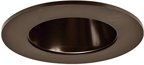 - Halo TL410TBZ LED Trim, Frost Dome Polymer Lens, Tuscan Bronze Reflector and Ring, Shower Rated, 4