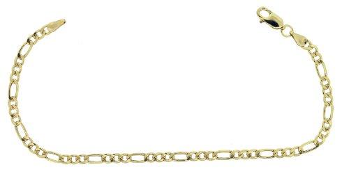 Bracelet - Femme - Or Jaune 375/1000 (9 Cts) 1.63 Gr